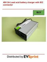 48V 2A battery charger for electric bike/electric scooter/eBike