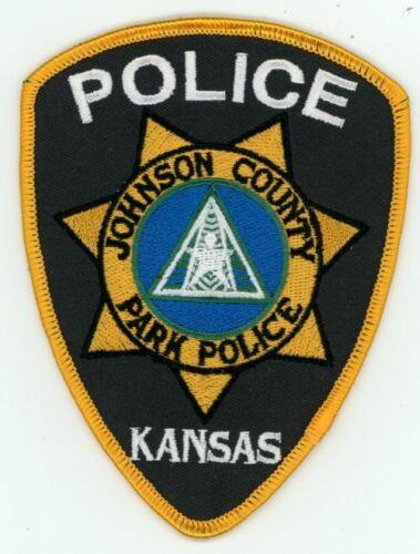 KANSAS KS JOHNSON COUNTY PARK POLICE NEW PATCH SHERIFF