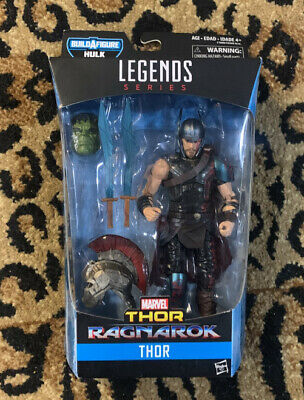 Marvel Legends Series Thor Ragnarok BAF Hulk Series Thor