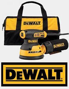 Dewalt DWE6423K Variable Speed Orbital Sander - New