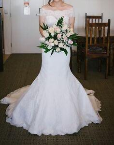 Wedding dress Augusta Jones Skyler - Size 8 Thornlie Gosnells Area Preview
