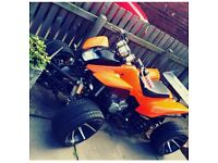 ATV 250cc JINLING QUAD BIKE 09 (Road Legal)