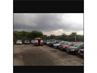 Vehicle storage (Moray) £200 per year