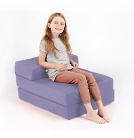 Single fold out chair / bed / mattress / sofa bed for kids