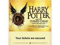 Dress Circle - Harry Potter & the Cursed Child ticket