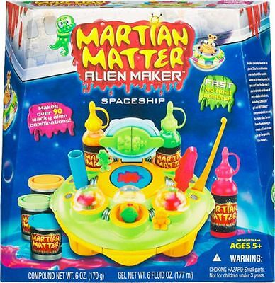 Martian Matter Alien Maker Spaceship de Hasbro