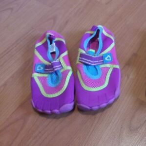 Girl's Winter Boots, Water Shoes, Running Shoes Size 1, 2, 3, 4