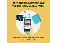 Mobile Friendly Website Design - Online Stores - Taxi Booking - Wordress - SEO