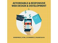 Freelance Web Design - eCommerce Websites - Wordpress Specialist