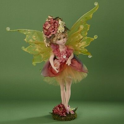 "Job Lot of 6 Vanity Fair 18"" Standing Porcelain Fairies"