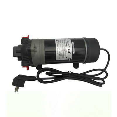 High Pressure 100psi Water Pump 220v Electric Self Priming Diaphragm Water Pump