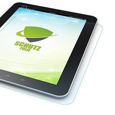 Displayschutzfolie für Huawei MediaPad M3 8.4 Zoll + Poliertuch LCD Schutz Neu