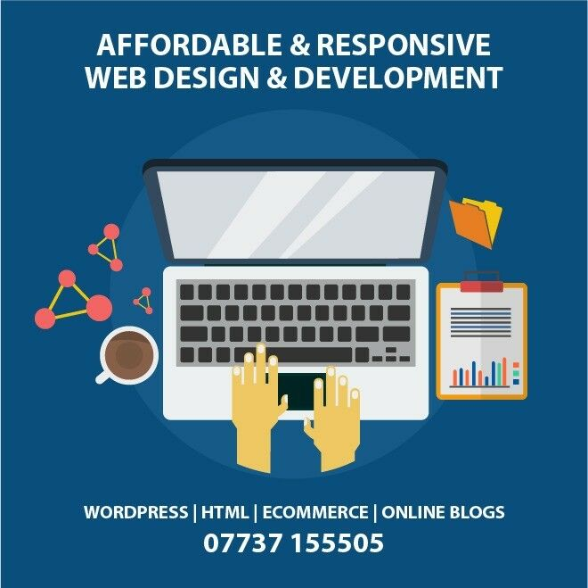 Bespoke Web Design - Affordable Websites - Wordpress