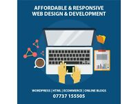 Web Design Specialist - Bespoke Websites - Online Store - Taxi Booking - Wordpress - SEO