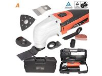 Oscillating multi functional tools includes 23 accessories - And add 33 or 99 pcs accessory kit