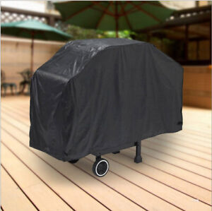 """Deluxe Waterproof Barbeque BBQ Grill Cover Large 64"""" Length…214"""