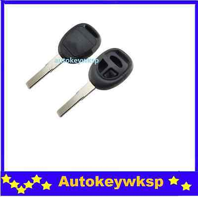 3 buttons Remote Key Shell Case key blank uncut SAAB  9-3, 9-5 models.