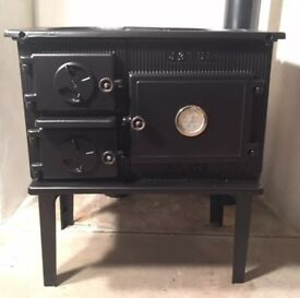 Jotul 404 wood burning stove cook stove