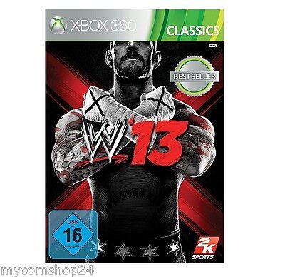 Xbox 360 Spiel  W 13 2K Sports für Xbox 360 Bestseller NEU OVP Alles auf Deutsch