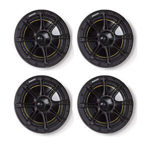 4-NEW-KICKER-DS65-6-5-200-Watt-4-Ohm-2-Way-DS-Series-Car-Audio-Speakers-11DS65