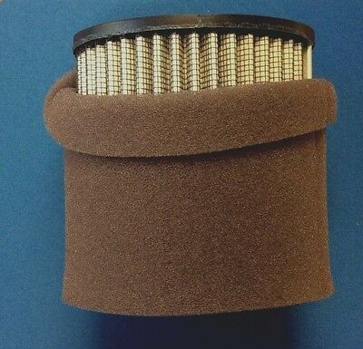 Solberg Replacement Cartridge Filter Element 19p
