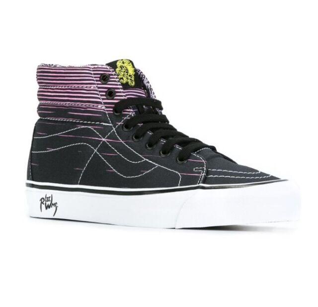 9011a71dd2 Robert Williams x Vault Vans high top sneakers RRP  297