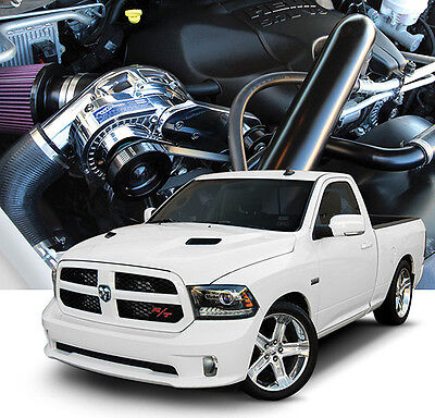 Dodge Ram 1500 Truck 5.7L Procharger D-1SC Supercharger HO Intercooled Kit 11-17