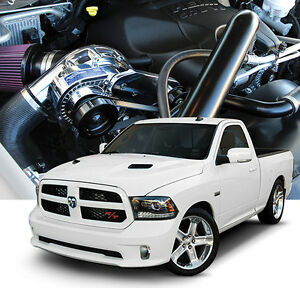 Dodge Ram 1500 Truck 5.7L Procharger D-1SC Supercharger HO Intercooled Kit 11-18