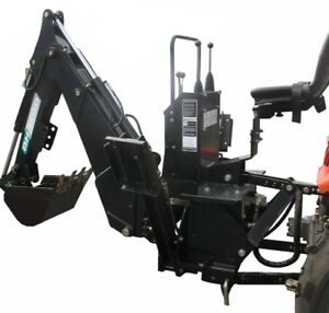 Backhoe Attachment for 25 - 45 HP Tractor