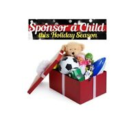 Sponsor a kid for Christmas