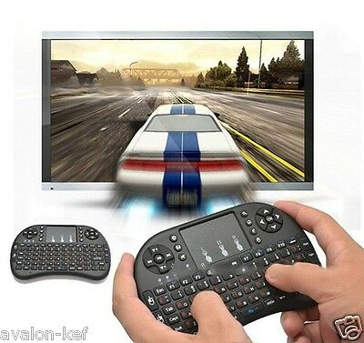 Clavier Sans Fil Rii 2.4 G AIRMOUSSE Wireless Keyboard PC Android Box PS3 Xbox