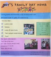 Toy's Family Day Home
