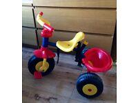 Toddler trike, bike