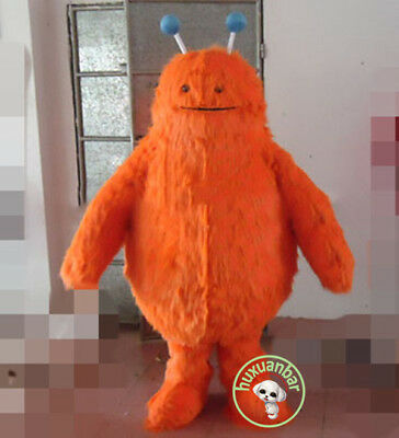 Halloween Furry Monster Mascot Costume Suits Adults Cosply Party Fancy Dress - Adult Furries