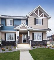 Flex Downpayment on Brand New Townhouse in South YEG