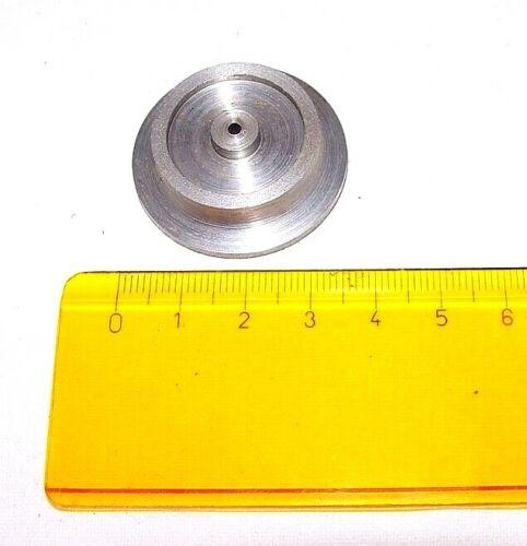 Professional Turning Lathe Made 1 Gauge Metal WAGON & COACH WHEEL Diameter 36mm
