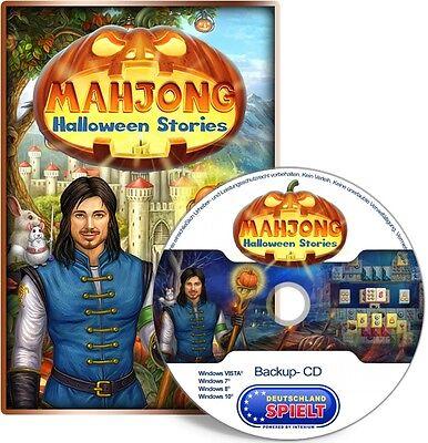 ⭐️ Halloween Geschichten - Mahjong - PC / Windows - Mahjong Halloween