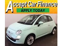 Fiat 500 1.2 ( 69bhp ) 2014MY LOUNGE FROM £31 PER WEEK !