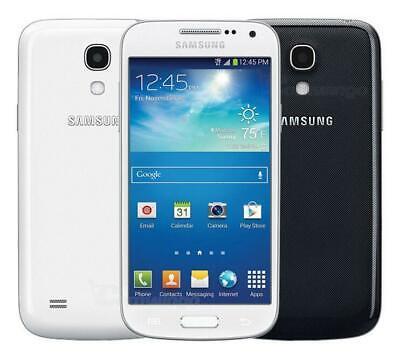 Brandneu Samsung Galaxy S4 Mini 8GB Entsperrt LTE 4G NFC Smartphone - Weiß ()