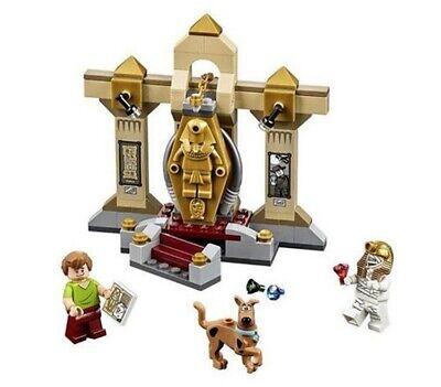 Schooby Doo The Mummy Museum 10428 Compatible Lego Bricks Kids Gift
