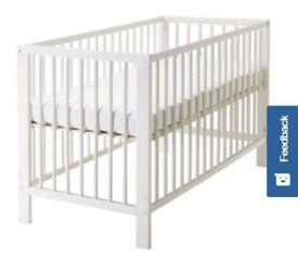 Ikea Gulliver Cot Bed