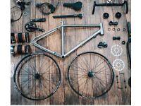 Wanting free bike parts