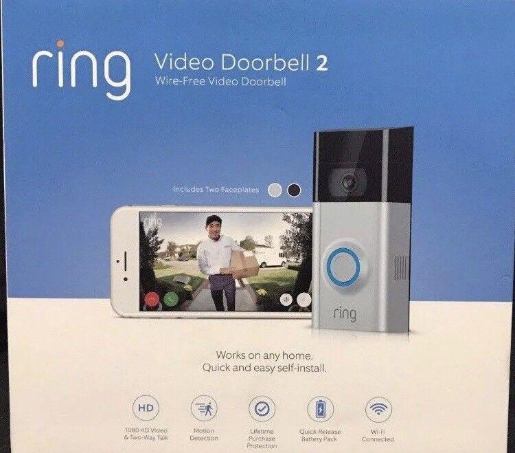 Brand new Ring Video Doorbell 2   in Caterham, Surrey   Gumtree