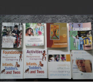 Preschool college 8 books  For sale only $200