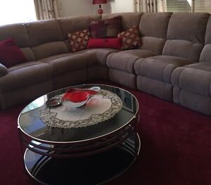 8 seater Harvey Norman sofa / recliner Berwick Casey Area Preview