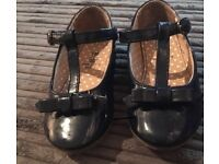 Mothercare patent size 5 shoes