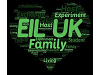 Homestay Host Family Volunteers