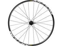 Mavic Aksium Disc rear bike wheel