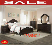 Model 1386NC-1, Master bedroom set