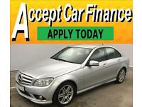 Mercedes-Benz C220 FROM £36 PER WEEK!